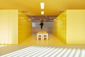 Jedyna taka szkoła w Czechach. Pasywny budynek i minimalistyczna architektura