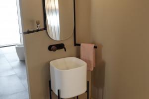 Włoska marka pokazała nowy koncept do łazienek