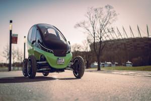 Konkurs dla młodych projektantów: zaprojektuj nadwozie elektrycznego pojazdu miejskiego