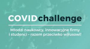 Covid Challenge - wyzwanie dla twórców innowacji