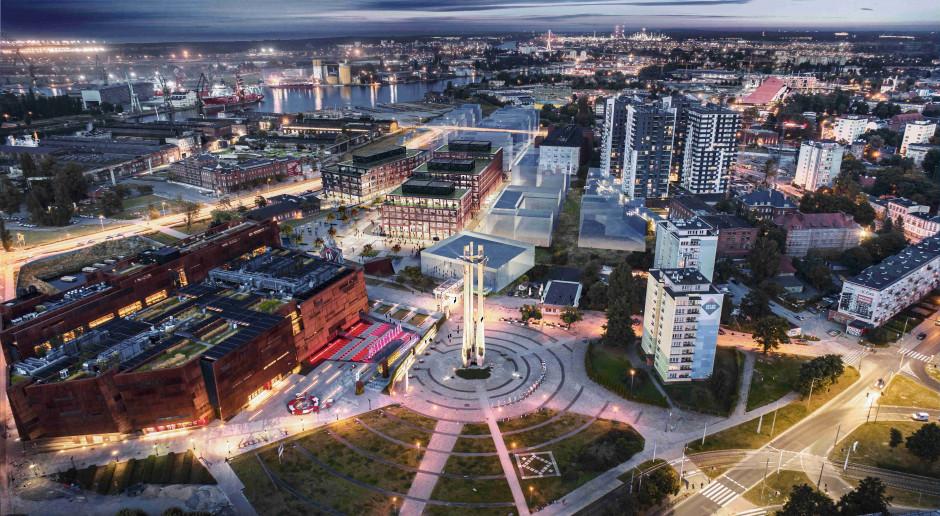 Z rozmachem w historycznej części Gdańska. Tak zmieni się krajobraz Młodego Miasta