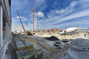 Mimo pandemii, w Tychach ruszyła budowa nowej części Gemini Park