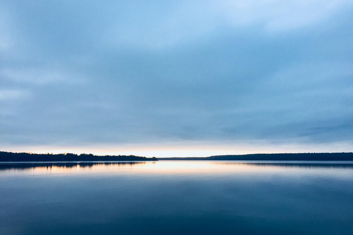 Nad Jeziorem Lidzbarskim powstała wieża widokowa