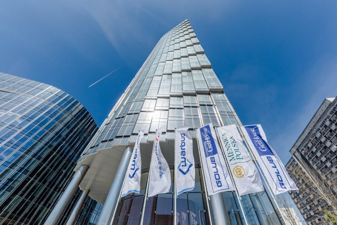 Wieżowiec projektu Goettsch Partners i Epstein w tym roku wzbogaci krajobraz Warszawy