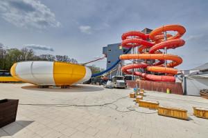 Aquapark Fala w Łodzi z nowymi atrakcjami. Ponad pół kilometra do ślizgania