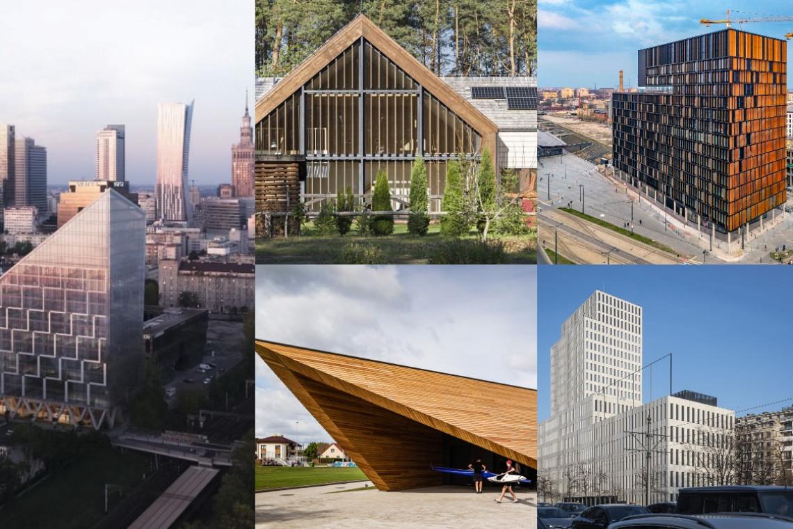 Te budynki robią wrażenie. Najciekawsze bryły ostatnich miesięcy