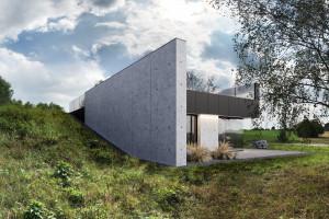 Futurystyczna bryła spod kreski Marcina Tomaszewskiego z Reform Architekt