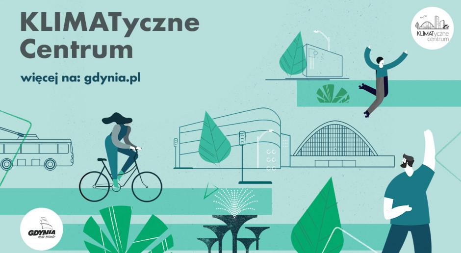 KLIMATyczne Centrum w Gdyni: ciąg dalszy realizacji