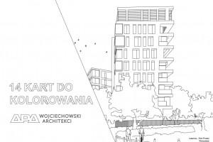 Nowy projekt APA Wojciechowski. Tym razem są to... kolorowanki
