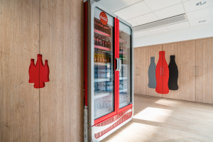 Coca-Cola z nowym biurem w Warszawie. Zaglądamy do środka!