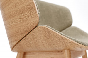 Polsko-argentyńskie wzornictwo: nowy fotel spod szyldu Paged