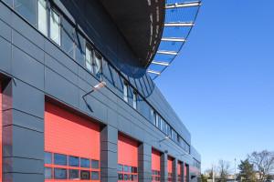 Nowoczesne i komfortowe miejsce pracy dla strażaków