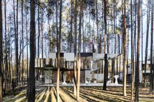 Lustrzane domy - czy naprawdę są z luster?