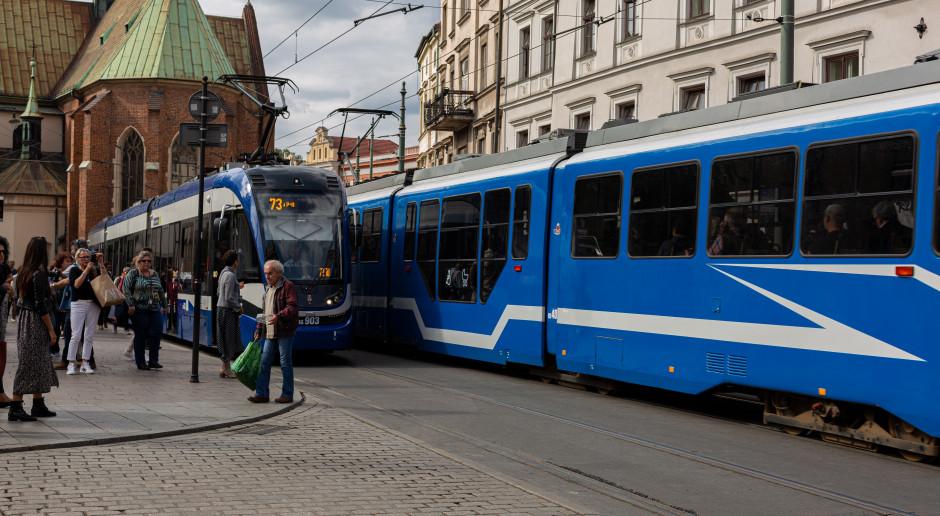 Przygotowania do stworzenia nowej linii tramwajowej w Krakowie. Miasto ogłosiło przetarg