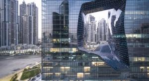 Dubaj 13 lat czekał na ten hotel projektu Zahy Hadid