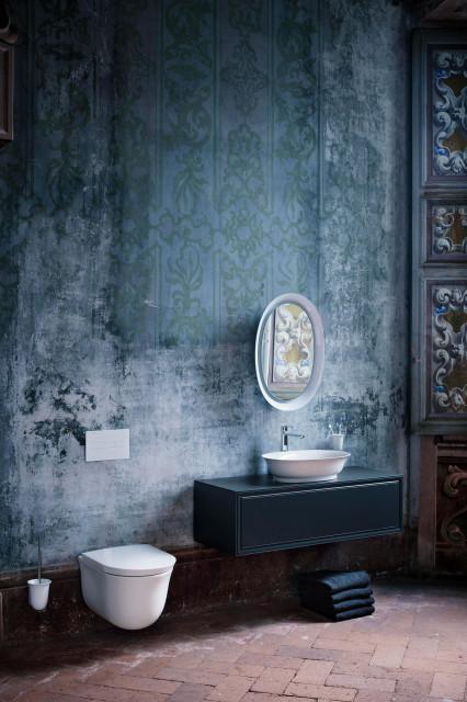 Ikony designu projektują meble łazienkowe