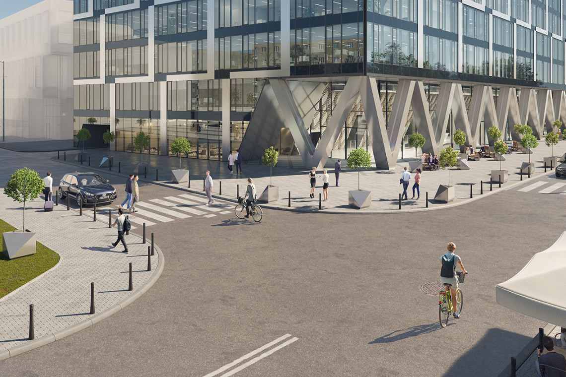 Chmielna 89 ma szansę stać się architektoniczną ikoną warszawskiej Woli