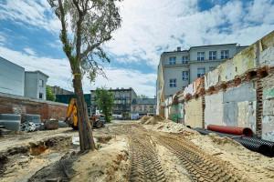 Łódź rewitalizuje. Nowy pasaż poprowadzi do Manufaktury