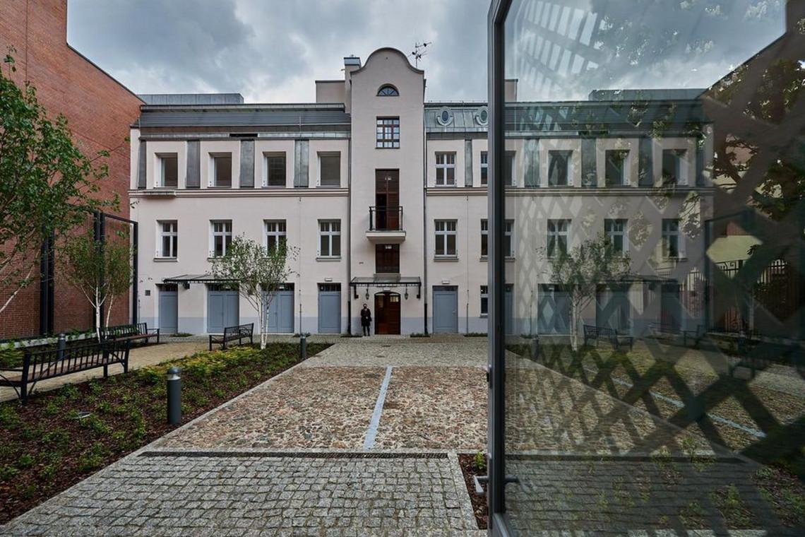 Tak zrewitalizowano kamienicę przy Tuwima 52 w Łodzi