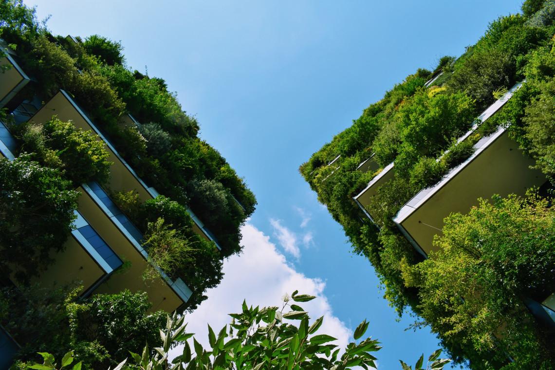 Nieruchomości komercyjne pod znakiem biodesignu, zielonych certyfikatów i współdzielenia