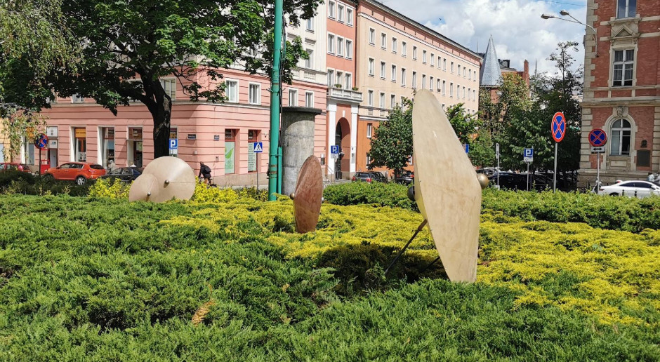 Nowy akcent artystyczny na poznańskim placu