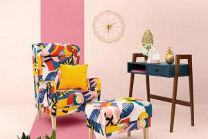 Zatrzęsienie kolorów i wzorów w nowej kolekcji na lato
