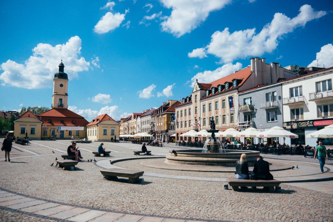 W Białymstoku powstaje nowe miejsce do rekreacji