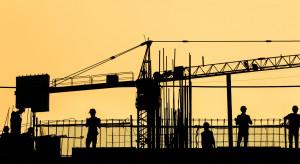 Pomimo pandemii postępuje budowa stadionu ŁKS w Łodzi