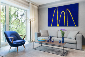 Classic Blue - pierwsza w Polsce wystawa poświęcona jednej barwie