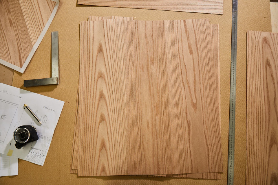 Z drewnem nie oszukasz. Albo wiesz, jak z nim pracować, albo nie