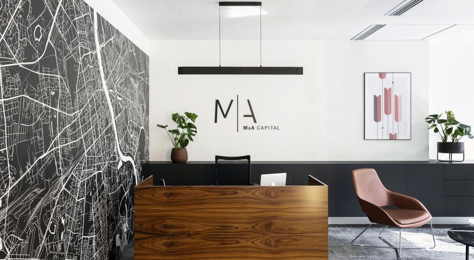 Małe robi wrażenie. Zaglądamy do biura M&A Capital SARL w Warszawie