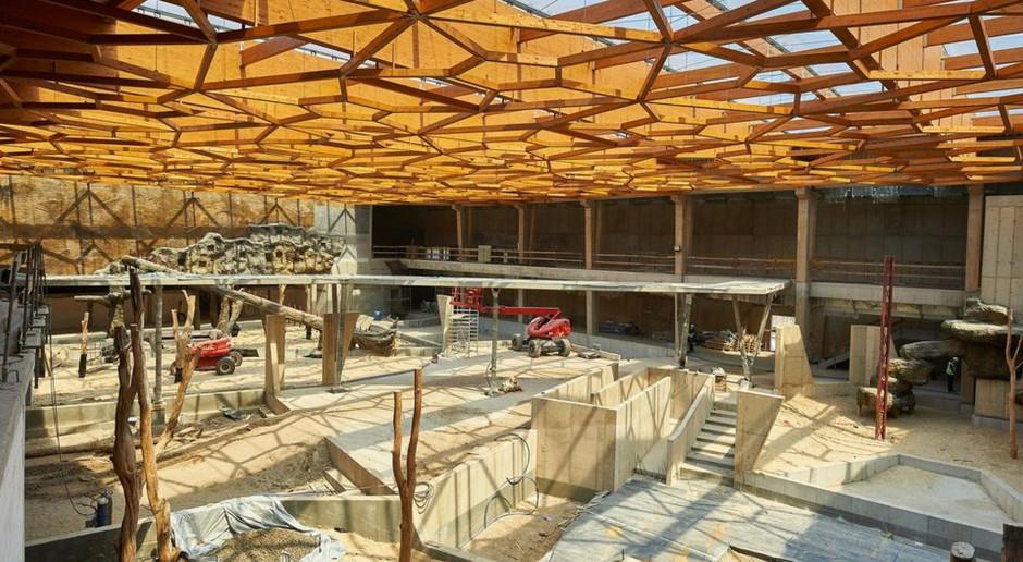 Co słychać na budowie Orientarium w Łodzi? Takiej inwestycji dawno nie było w Polsce