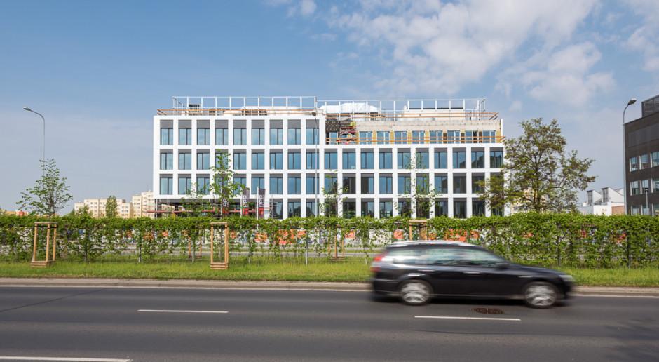 Zaglądamy na budowę West 4 Business Hub