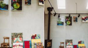 Kreatywna przestrzeń w starej stodole