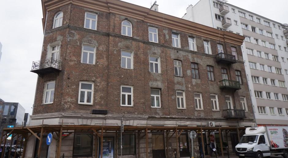 Warszawska kamienica przy ul. Chmielnej w rejestrze zabytków