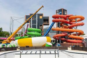 Tak się zmienia łódzki Aquapark Fala. Nowe zjeżdżalnie będą gotowe już w czerwcu
