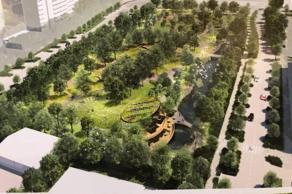 Rusza projektowanie nowego parku w Warszawie. RS Architektura Krajobrazu Dorota Rudawa już z umową