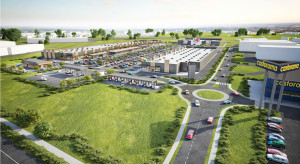 Nowa bryła handlowa w Ełku. To będzie największe centrum handlowe w regionie