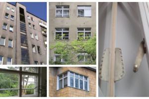 Okna w architekturze modernistycznej. Pod lupą te w Gdyni