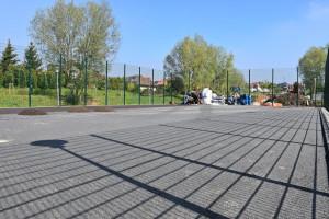 Zaglądamy na budowę parku Warszewo-Podbórz w Szczecinie