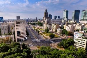 Kameralne perełki biurowe Warszawy