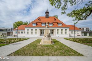 Zabytkowy i pierwszy w Poznaniu ogród jordanowski po remoncie