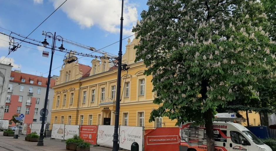 To jedna z największych inwestycji w Bydgoszczy. Trwają prace w budynku głównym Muzeum Okręgowego