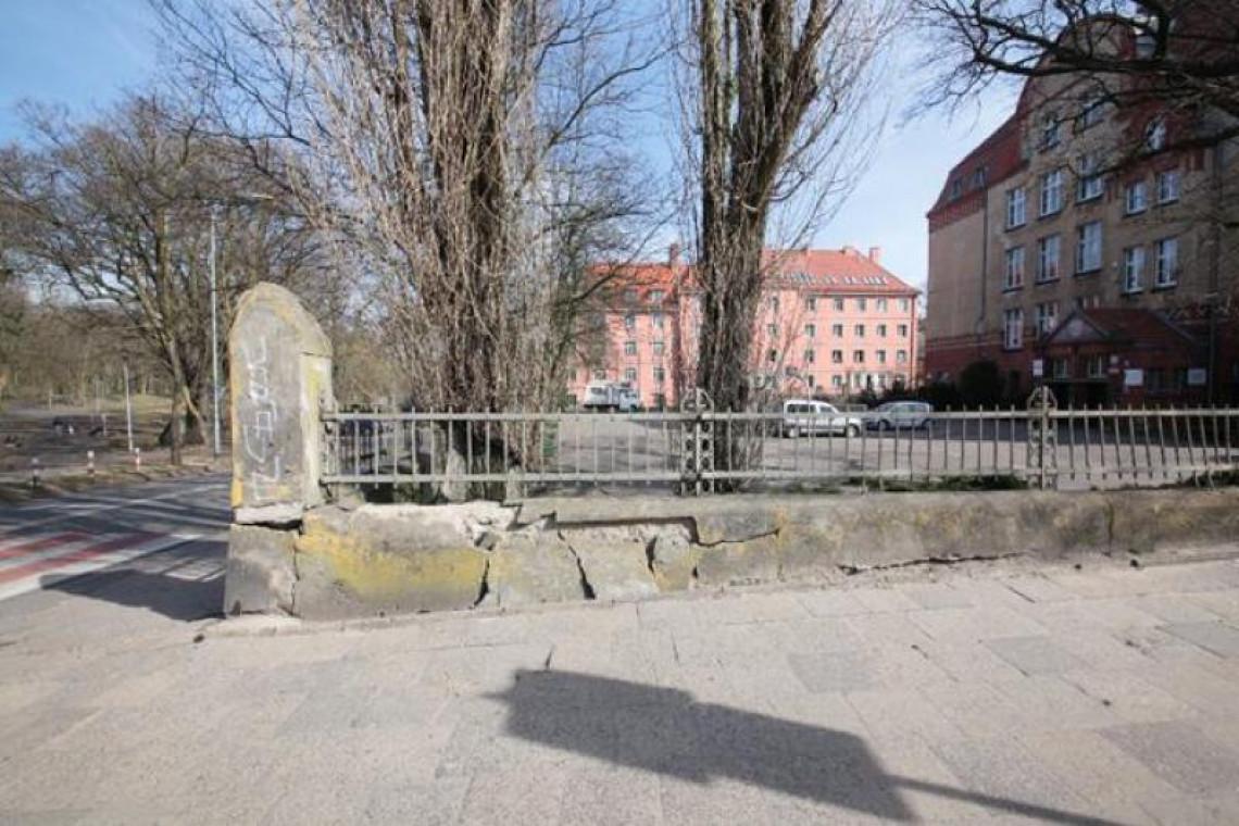 W Szczecinie wyremontują stary zabytkowy mur. Miasto szuka wykonawcy