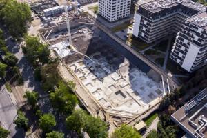 Powstaje nowy biurowiec we Wrocławiu. Zaglądamy na plac budowy MidPoint71