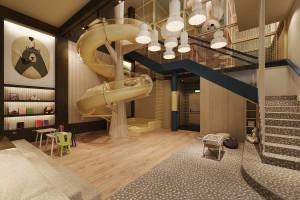 W Wiśle powstanie nowy aparthotel. Wnętrza to projekt pracowni MIXD