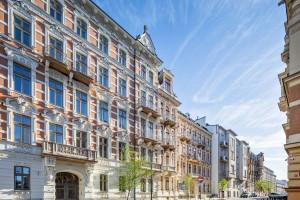 Tak zrewitalizowano kamienice przy Foksal w Warszawie. Detal robi wrażenie