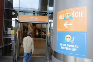 Zakupy w dobie pandemii. To jedyna galeria w Polsce z takim certyfikatem