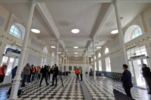 Modernizacja dworca w Białymstoku. Tak przebiegały prace