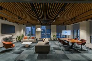 Archicom ma siedzibę w zaprojektowanym i zrealizowanym przez siebie biurowcu